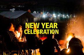 Rishikesh Christmas (Xmas) and New Year Tour Packages