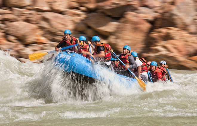River Rafting Expedition Tour Packages